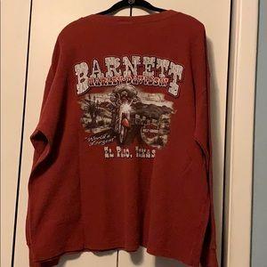 Rare Vintage Barnett Harley-Davidson T-shirt
